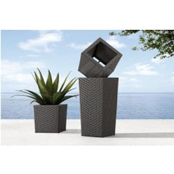 Cancun Tall Planter