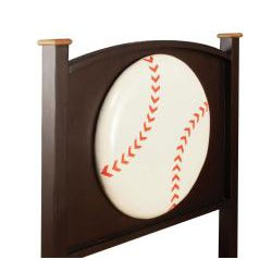 Furniture of America Conrad Baseball-theme Twin-size Bedroom Set