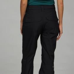 Marker Women's Black 'POP' Low-rise Pants