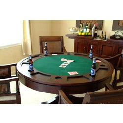 Design Element 3-in-1 Ultimate Dining/ Gaming Table