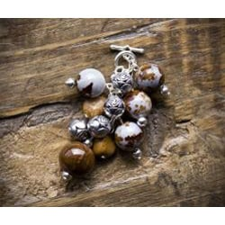 Fashion Forward Earth-tone Charm Bundle