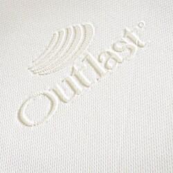 Comfort Dreams Outlast 10-inch Twin-size Memory Foam Mattress
