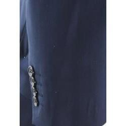 Ferrecci Boy's Navy 2-button 3-piece Vested Suit