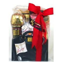 Gift Techs Prescription Enjoy! Doctor's Bag Themed Gift Box