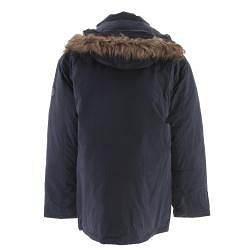 Stormtech Men's Navy Nordic Down Fill Parka Jacket