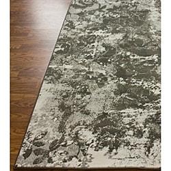 nuLOOM Green Mosaic Rug (5'3 x 7'7)