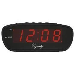 Equity by La Crosse 30902 Truckers Alarm Clock
