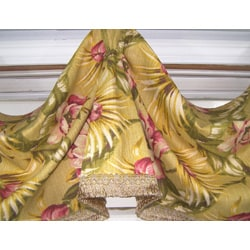 Malibu Tea Celebration Valance