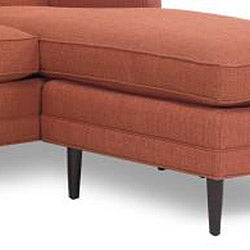 Sectional Sofa with Reversible Chaise Ottoman