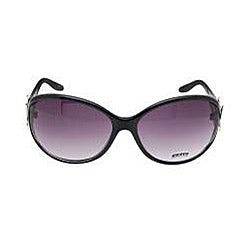 Women's Onyx Black Butterfly Fashion Sunglasses