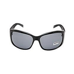 Ladies Onyx Black Embellished Fashion Sunglasses