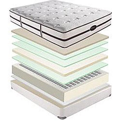 Beautyrest Elite Scott Extra Firm Queen-size Mattress Set