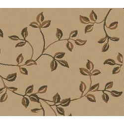 Virginia Beige Area Rug Runner (2'2 x 7'7)