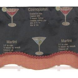 Happy Hour Glory Valance