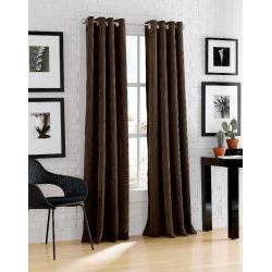 Astor Chenille 84-inch Grommet Window Panel Pair