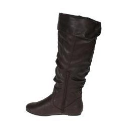 Story Womens Cookie Brown Knee high Boots