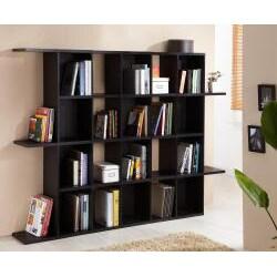Furniture of America Oxford Bookshelf/ Display Cabinet