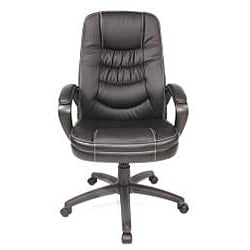 Comfort Products Soft Touch Bonded Leather Executive Chair
