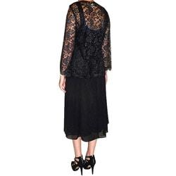 Tabeez Women's 'Dream Lace' Dress Set