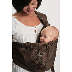 Balboa Baby Adjustable Sling in Brown