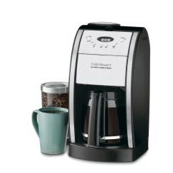 Cuisinart Grind-and-Brew 12-Cup Automatic Coffeemaker (Refurbished)