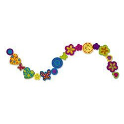 Melissa & Doug Bead Bouquet Set