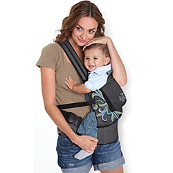 Evenflo Snugli Seated Soft Carrier in Fleur De Lis
