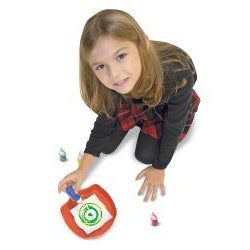 Melissa & Doug Swirl 'n Spin Art Set