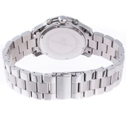 Republic Women's Stainless Steel Chronograph Watch