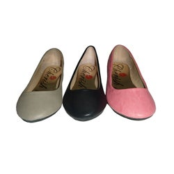 I-Comfort Women's 'Sole Gripper' Flats