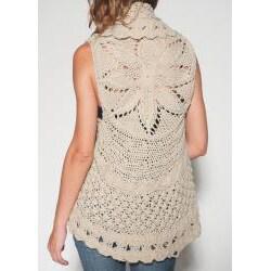 Crochet Vests - Shop for Crochet Vests on Polyvore