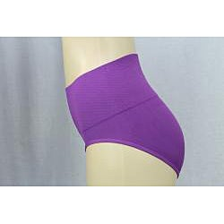Jennifer Intimates Purple Butterfly Boyshorts