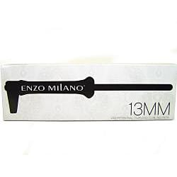 Enzo Milano 13mm Black Cilindrico Iron with DVD