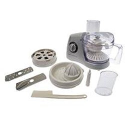 Cooks Essentials 5-Cup 350 Watt Food Processor w/Accessories (Refurbished)