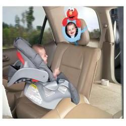 Munchkin Sesame Street Backseat Mirror