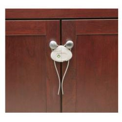 Safety 1st Push n' Snap Cabinet Lock (Pack of 2)