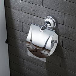 Kraus Apollo Chrome Tissue Holder with Cover