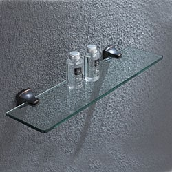 Kraus Fortis Oil Rubbed Bronze Shelf