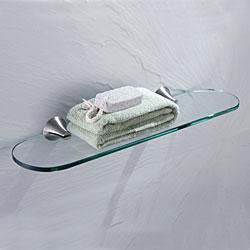 Kraus Amnis Bathroom Accessories - Shelf Brushed Nickel