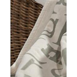 Bocasa ABC Organic Baby Blanket