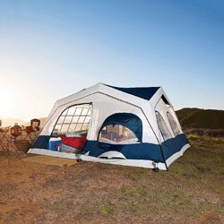 NORTHPOLE 12 Person 3 Room 15 x 15 ft tent