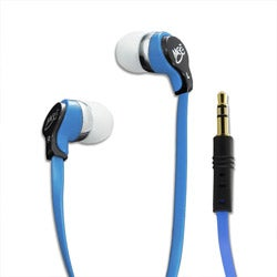 MEElectronics RX12 In-Ear Headphones with Stylish Flat Cable
