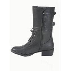 Italina Women's 'Command' Motorcycle Boots