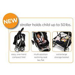 Graco Dynamo Lite Travel System in Adaline