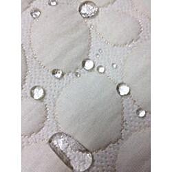PebbleTex Waterproof Organic Cotton King-size Bed Bug Encasement Cover