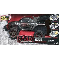 Remote Control 1:16 Scale Scratched Color Bad Street Serpent