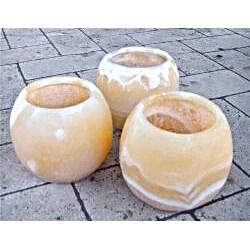 Natural Round Pots (Egypt)