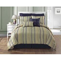 VCNY Murano Reversible 8-piece Comforter Set