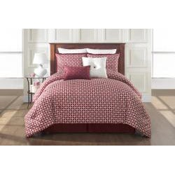 Poppy Reversible 6-piece TwinXL-size Comforter Set