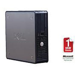 Dell OptiPlex GX520 2.8GHz 80GB SFF Computer (Refurbished)